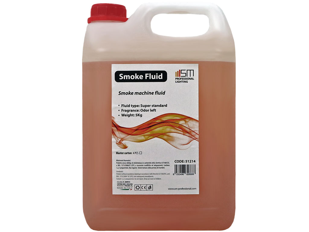 SM Smoke Fluid 5 litri